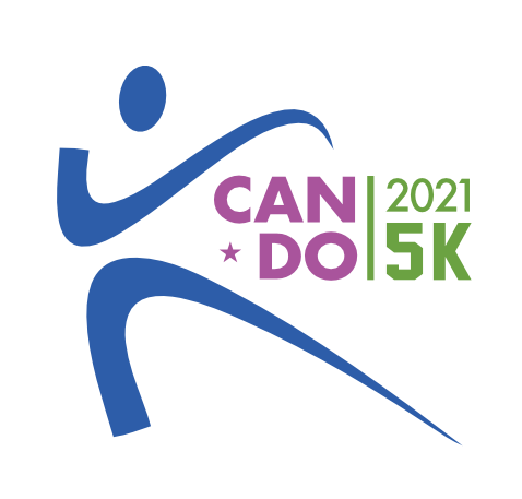 Can Do 5K Logo